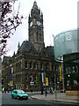 NZ4920 : Middlesbrough Town Hall by Mick Garratt