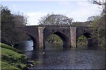 SK3057 : Cromford Bridge by Rob Bradford