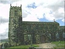SJ9995 : Mottram Church by Stephen Burton