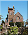 NO2844 : Meigle Parish Church by Alison Stamp
