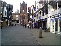 SJ4066 : Bridge Street, Chester by chestertouristcom