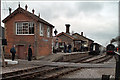 ST0841 : Williton Station, West Somerset Railway by Mike Crowe