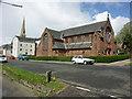 NS3082 : St Joseph's Church (RC) Helensburgh by J M Briscoe