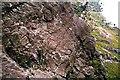 NG4721 : JMCS Buttress, Bidean Druim nan Ramh by Toby Speight