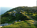 V7333 : Almost the tip of Sheepshead Peninsula by Pam Brophy