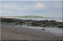 NO4202 : Beach, Lower Largo. by Richard Webb