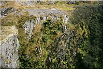 SN0729 : Old quarry, Rosebush by Nigel Callaghan