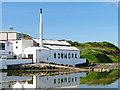 NR3059 : Bowmore Distillery by Mick Garratt