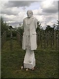 SK1814 : National Memorial Arboretum, near Alrewas by Angella Streluk