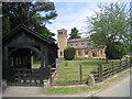 TQ5991 : The Essex Regiment Chapel, Warley, Essex by John Winfield