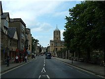 SP5105 : St Aldates, Oxford by Claire Ward