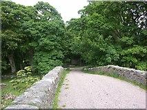 NM9762 : Sallachan Bridge near Ardgour, Argyll by J M Briscoe