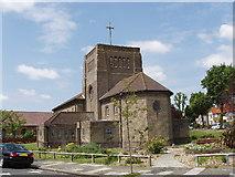 TQ1584 : All Hallows Church, North Greenford by David Hawgood