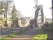 ST5673 : Clifton Suspension Bridge, North Somerset by Clive Barry