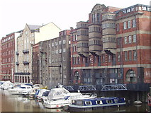ST5872 : Welsh Back, Bristol by Clive Barry
