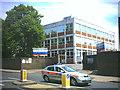 TQ2274 : Queen Mary's Hospital, Roehampton Lane by Noel Foster