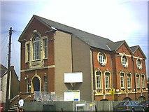 TQ2473 : Southfields Baptist Chapel, Wimbledon Park Road. by Noel Foster