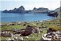 NF1099 : Village Bay St Kilda by Ian Mitchell
