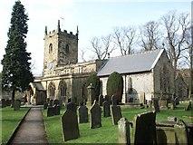 SK2176 : Eyam Church by Alan Fleming