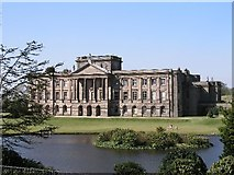 SJ9682 : Lyme Hall by Alan Fleming