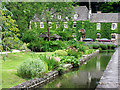 SP1106 : The Swan Hotel Bibury by Pam Brophy