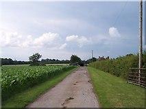 SO8843 : Dunstall Farm by Bob Embleton