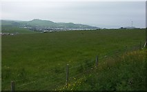 NR7019 : Campbeltown from near Tomaig by J M Briscoe