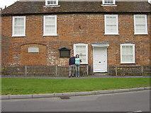 SU7037 : Jane Austen's House by Tony Grant