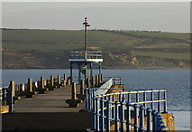 SY6878 : The Stone Pier, Weymouth by BrideValley