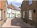 SK8508 : Dean's Street, Oakham by Lisa Batty