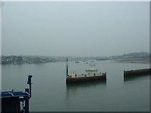 SZ3394 : Approaching Lymington Harbour by GaryReggae