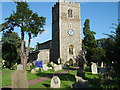 TQ0381 : St Peters Church Iver Village by John Chisholm