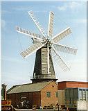 TF1443 : Pocklington's Mill, Heckington by Chris Coleman