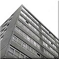 NZ4516 : Thornaby Town Centre Flats by Andrew Mellor