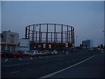 SU4212 : Northam Gasworks, Southampton by GaryReggae