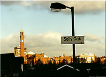 SP0482 : View from Selly Oak railway station, Birmingham by Jim Champion