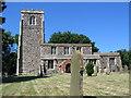 TA3719 : St. Helens, Skeffling by Stephen Horncastle