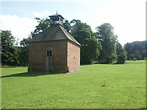 TG1908 : Dovecote, Earlham Park by Katy Walters