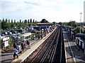 SU4416 : Southampton Airport Parkway Station by Steve Rigg