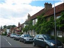TQ0487 : Two pubs in Denham Village by Jack Hill