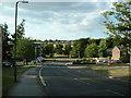 SU4712 : Warburton Road, Thornhill, Southampton by GaryReggae