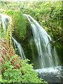 NN9601 : Waterfall in Dollar Glen by Craig J Seath