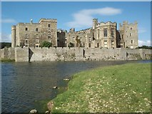 NZ1221 : Raby Castle by Clive Nicholson