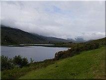 SH7157 : Llynnau Mymbyr by Dot Potter