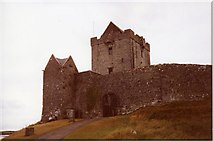 M3810 : Dunghaire Castle, Kinvara by Angella Streluk