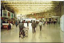 TQ3179 : Waterloo Station. by Ron Hann