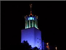 NZ2465 : Newcastle Civic Centre by Christine Westerback