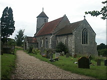 TG1508 : St Mary's and St Walstan's Church, Bawburgh by Katy Walters