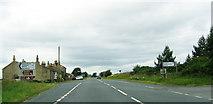 NZ0451 : Carterway Heads Crossroads by Dennis Lovett