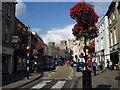 ST5445 : Wells High Street by Nigel Freeman